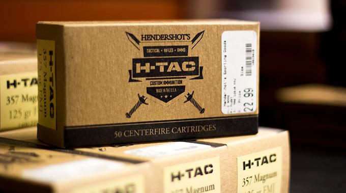 HTAC-ammunition