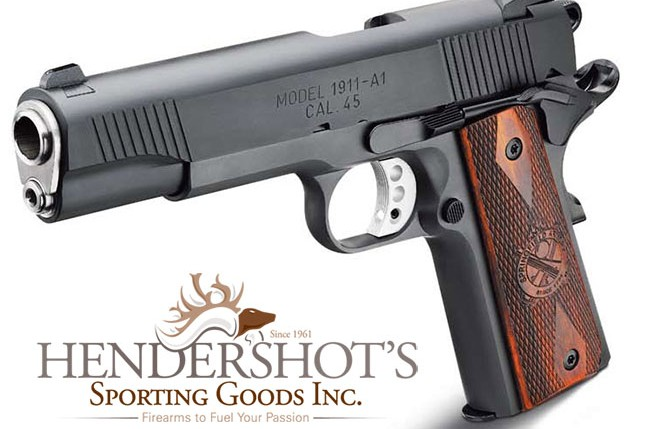 Free Instruction/Range Time with the Purchase of Any Handgun