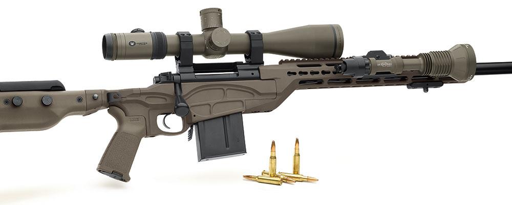 "Kimber 8400 ""Advanced Tactical SOC"" 308 Winchester"