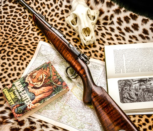 A World-Famous Rigby Rifle