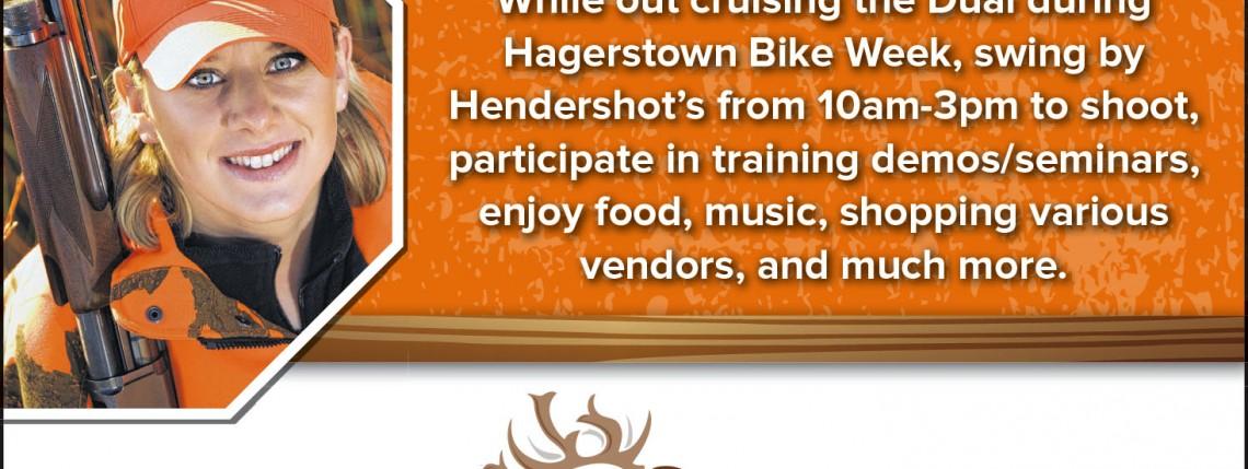 Lead-n-Ladies OPEN HOUSE Hagerstown Bike Week