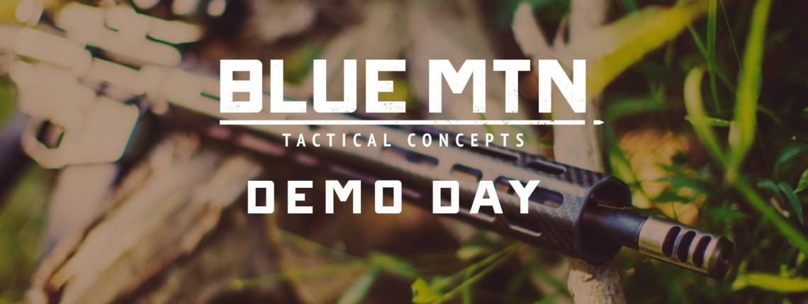 Blue Mtn. Tactical Concepts Demo Day