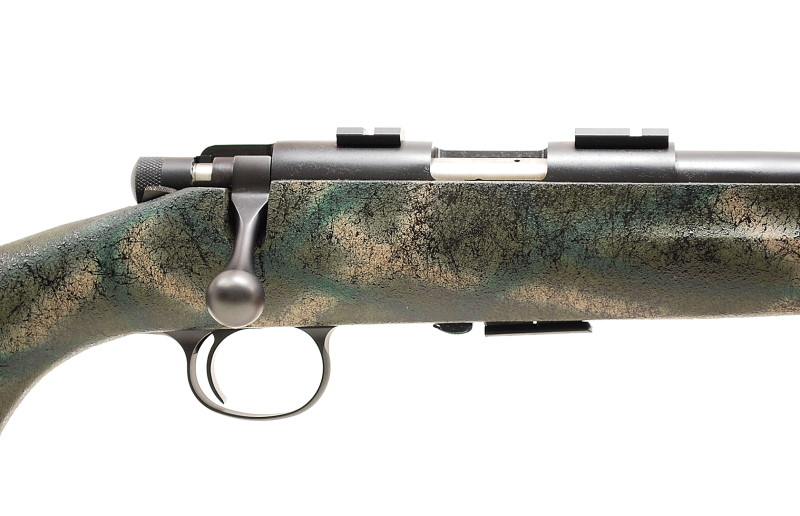 "Cooper 57 ""Jackson Hunter"" 22 Long Rifle"
