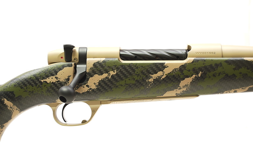 "Weatherby Mark V ""Backcountry"" 6.5-300 Wby Mag"